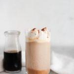 Skinny Fall Pumpkin Spiced Latte